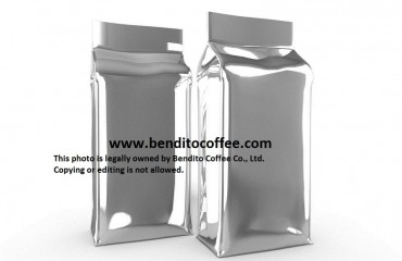 Producing coffee and tea packaging as your order
